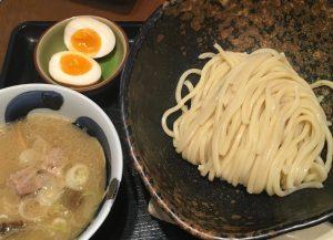 三ツ矢堂製麺のつけ麺