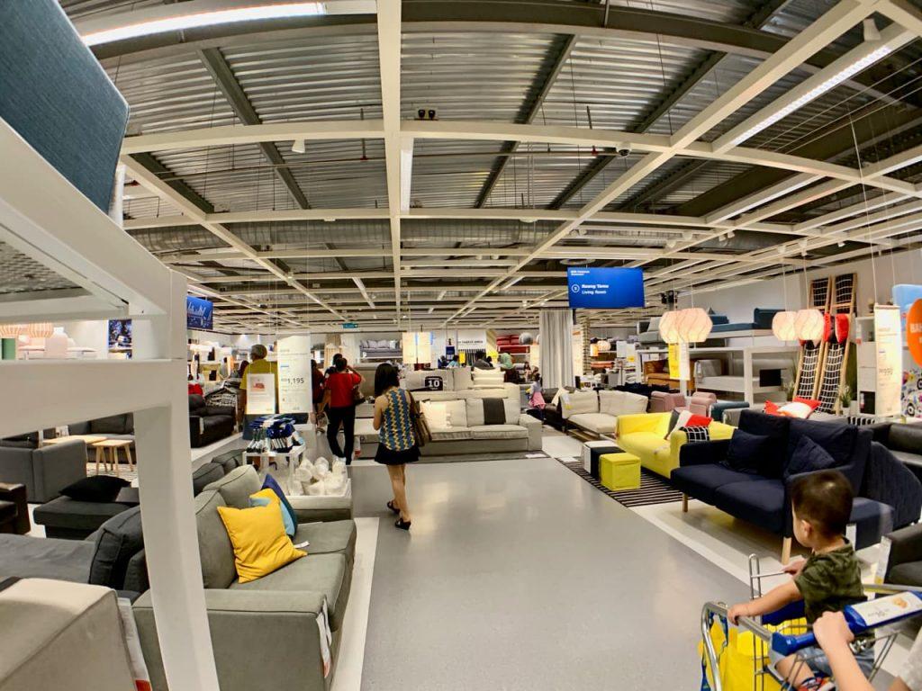 クアラルンプール IKEA ダマンサラ