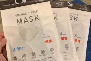 マレーシアUNIQLOマスク